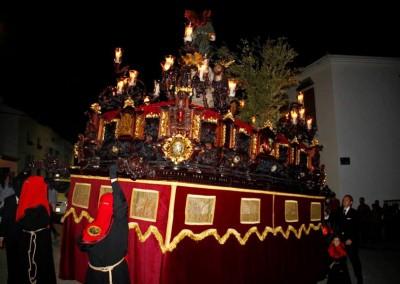 Hdad. del Huerto/Sepulcro (Cañete)