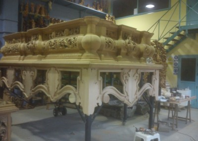 Hdad. Sagrada Columna (Doña Mencia)