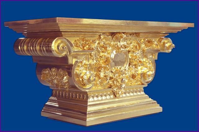 Mesa de Altar Iglesia de la Milagrosa (Bujalance)
