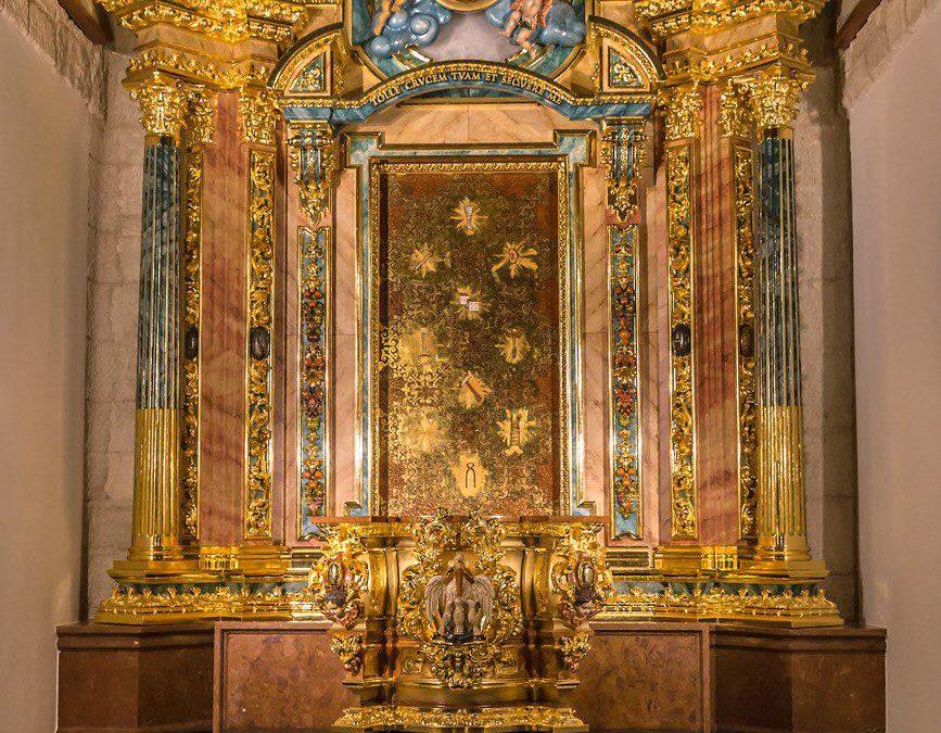 Retablo para Jesús Nazareno de Cuenca