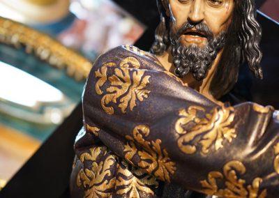 Retablo Jesus Nazareno Cuenca