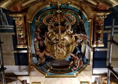 talla retablo