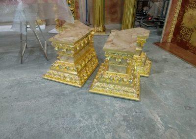 columna retablo
